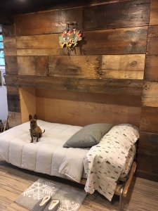 Kitchen Renovation Company Pleasant Ridge MI - Detroit Build - Reclaimed_Wood_Murphy_Bed_1