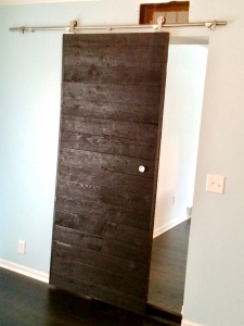 Beverly Hills barn door